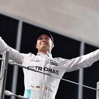 Nach zwei Vize-Titeln ist Rosberg am Ziel
