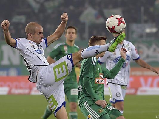 Sturm Graz ist wieder in der Sieges-Spur