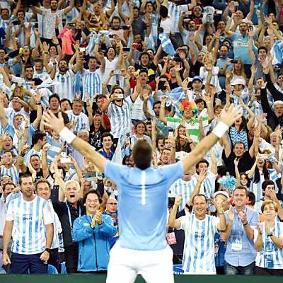 Argentinien drehte Rückstand im Finale
