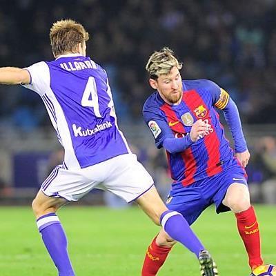 Messi schaffte noch den Ausgleich