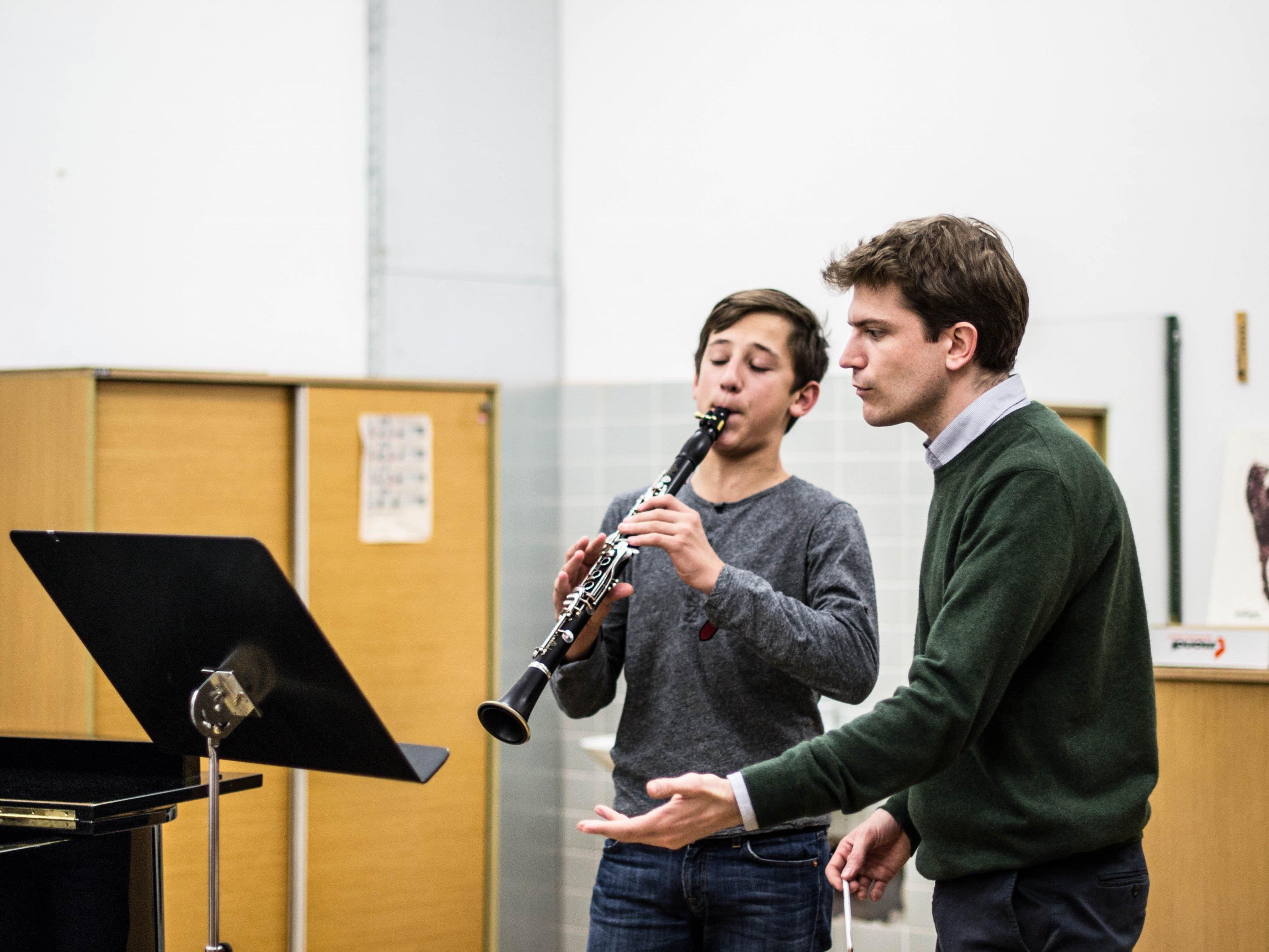 Aufnahmeprüfungen für ein Studium am Vorarlberger Landeskonservatorium: 6.-10. Februar 2017, Anmeldeschluss ist 15.12.2016.