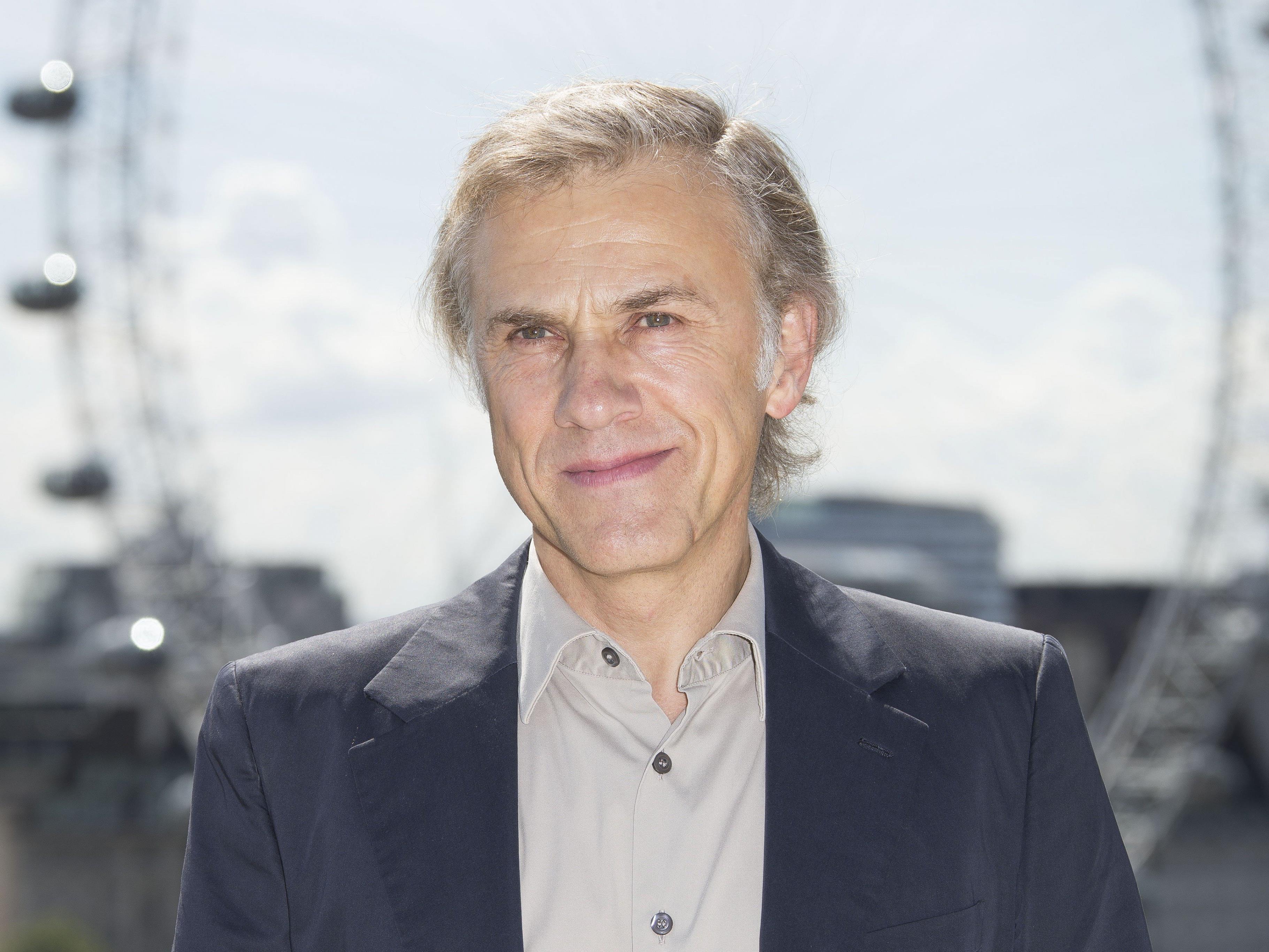 """Christoph Waltz äußerte sich in der """"ZiB 24"""" zum Ausgang der US-Wahlen."""
