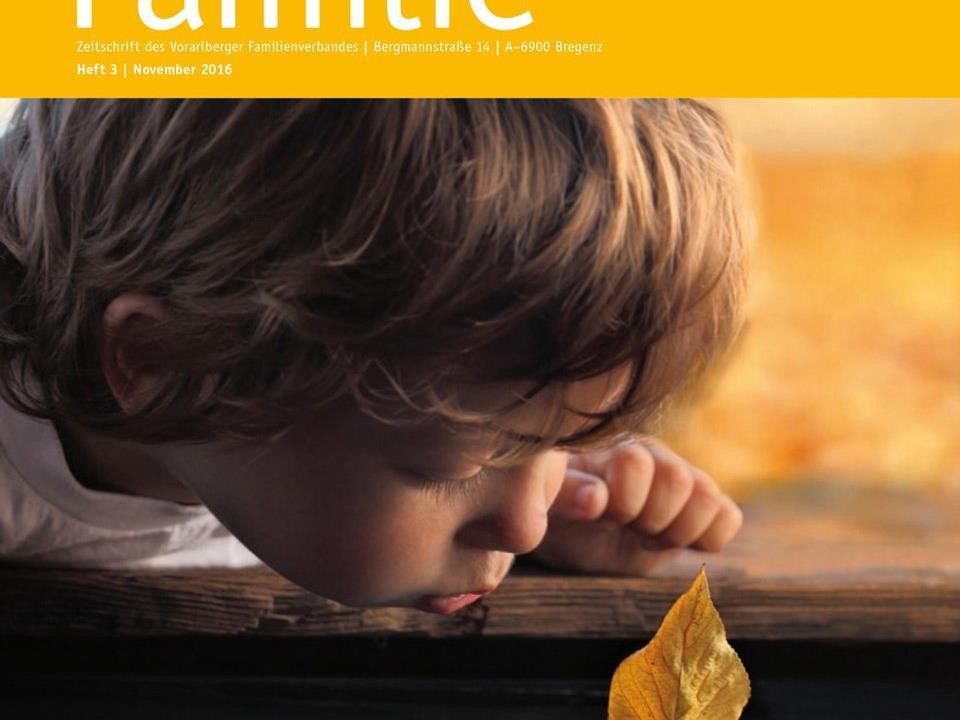 Die Zeitschrift FAMILIE bietet interessante Tipps und Tricks für Eltern.