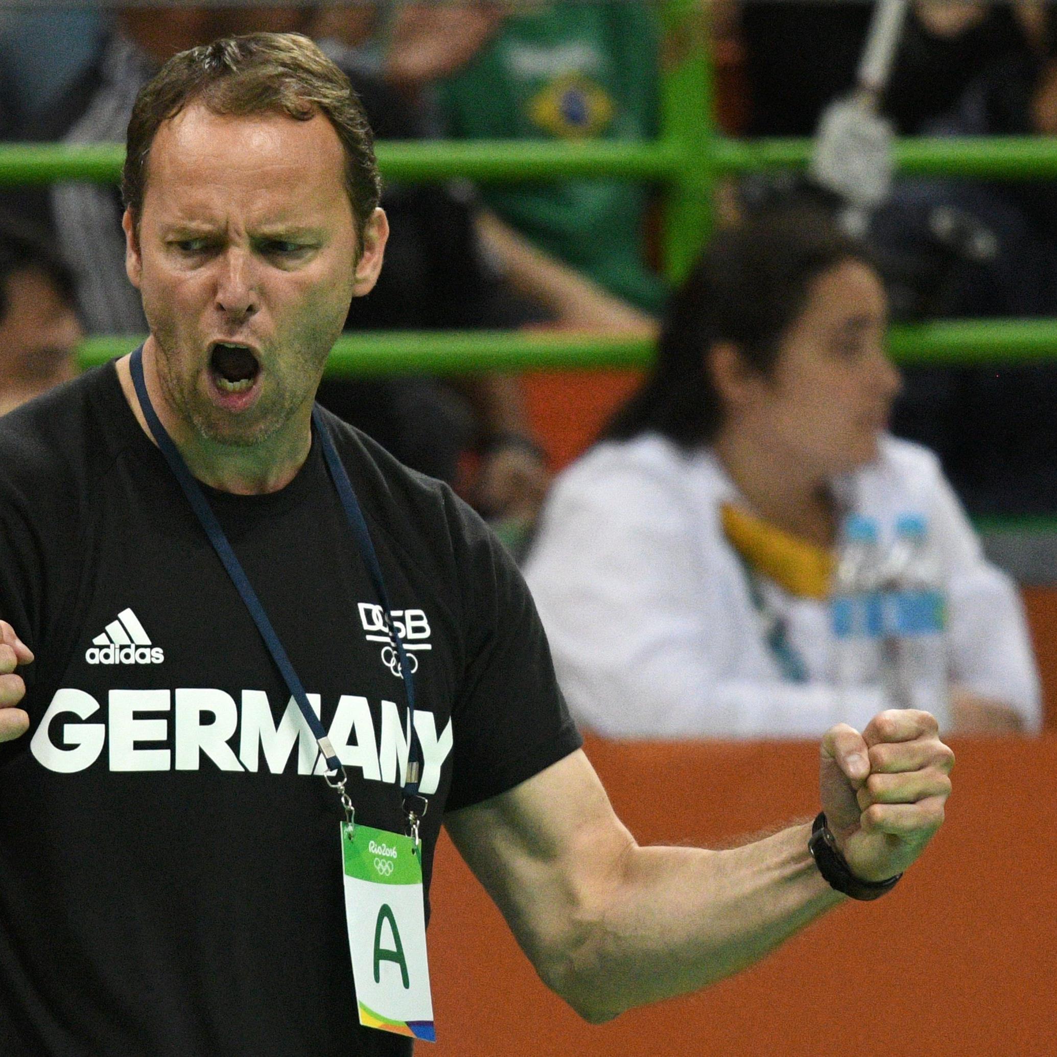 Dagur Sigurdsson bereitet die japanische Handball-Auswahl auf die Olympischen Spiele 2020 in Tokio vor.