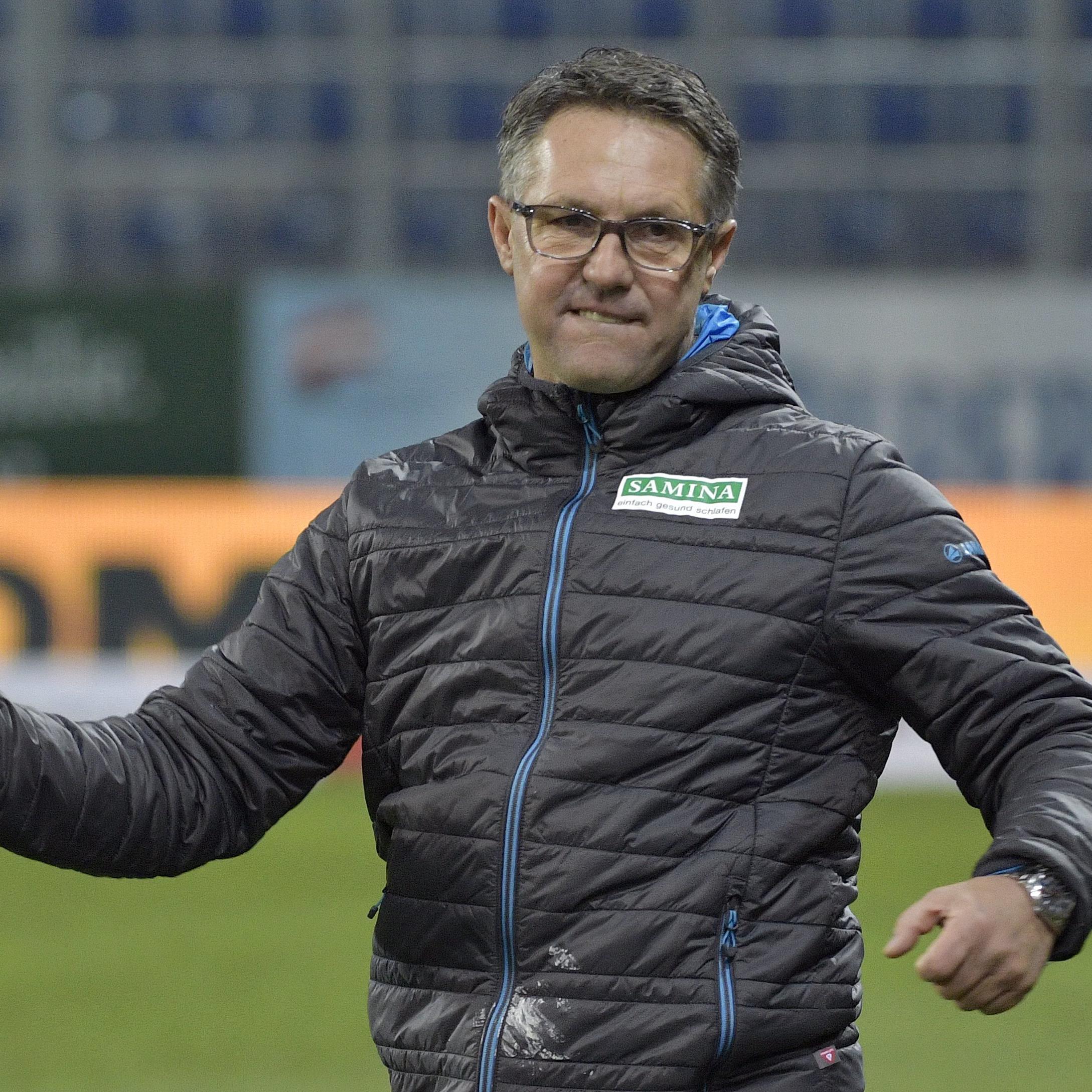 Damir Canadi wechselt von Altach zu Rapid Wien.
