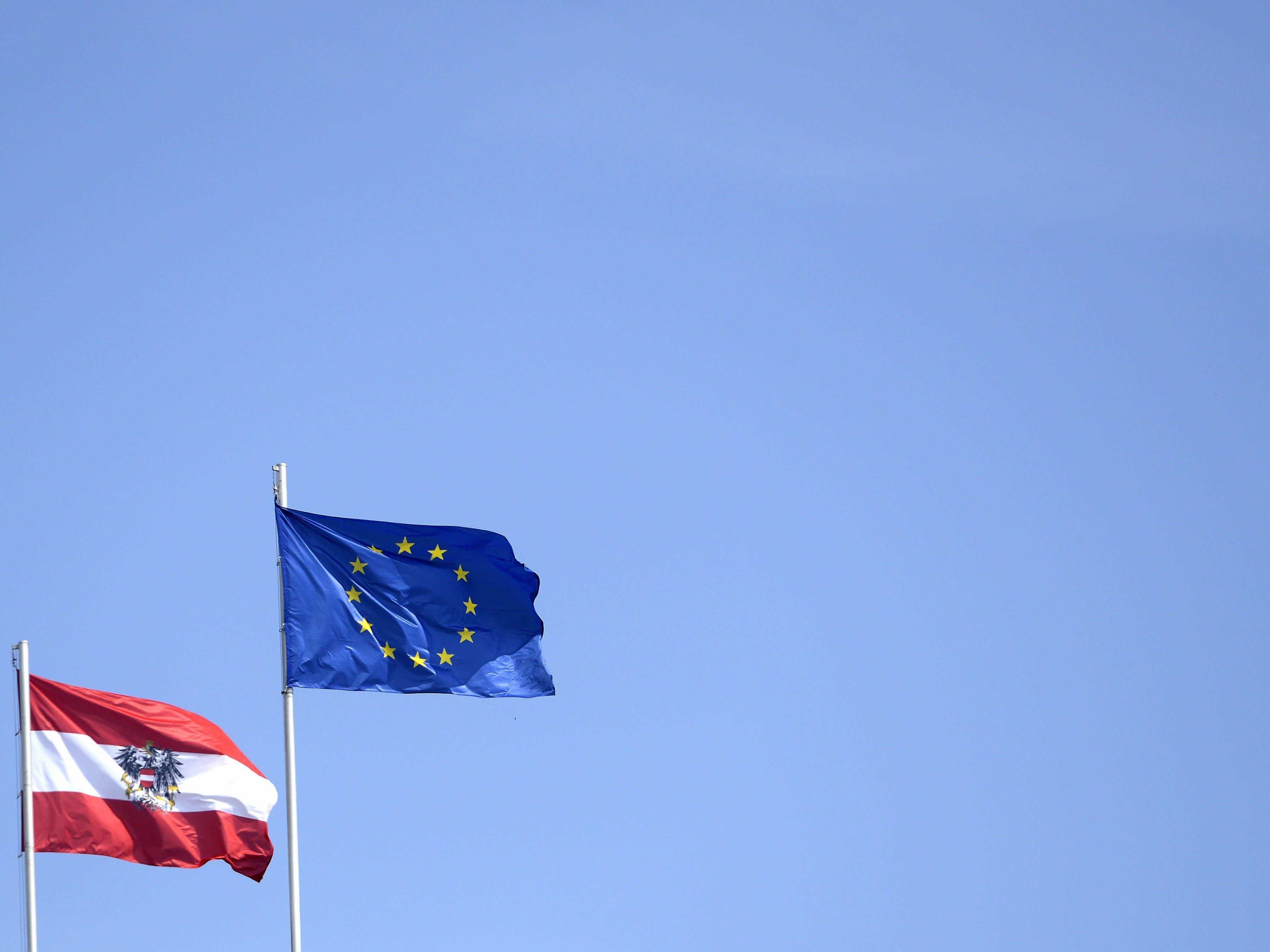 Nach der EU-Herbstprognose wird die österreichische Wirtschaft 2017 um 1,6 Prozent wachsen.