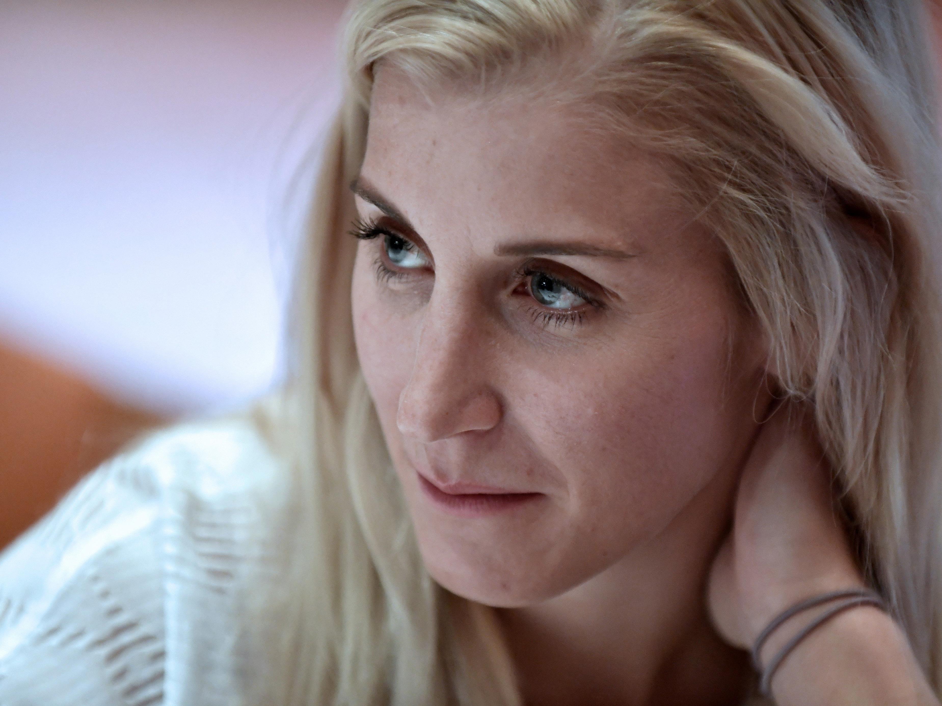 Eva-Maria Brem fällt verletzungsbedingt die gesamte Saison aus.