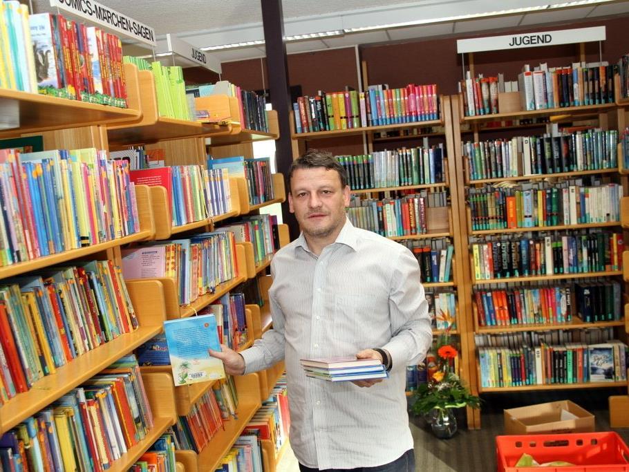 Bücherei Hörbranz