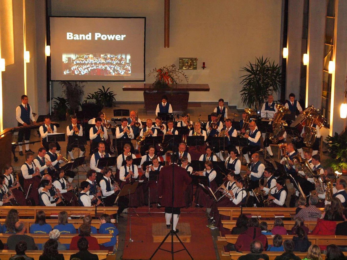 Konzert in der Kirche