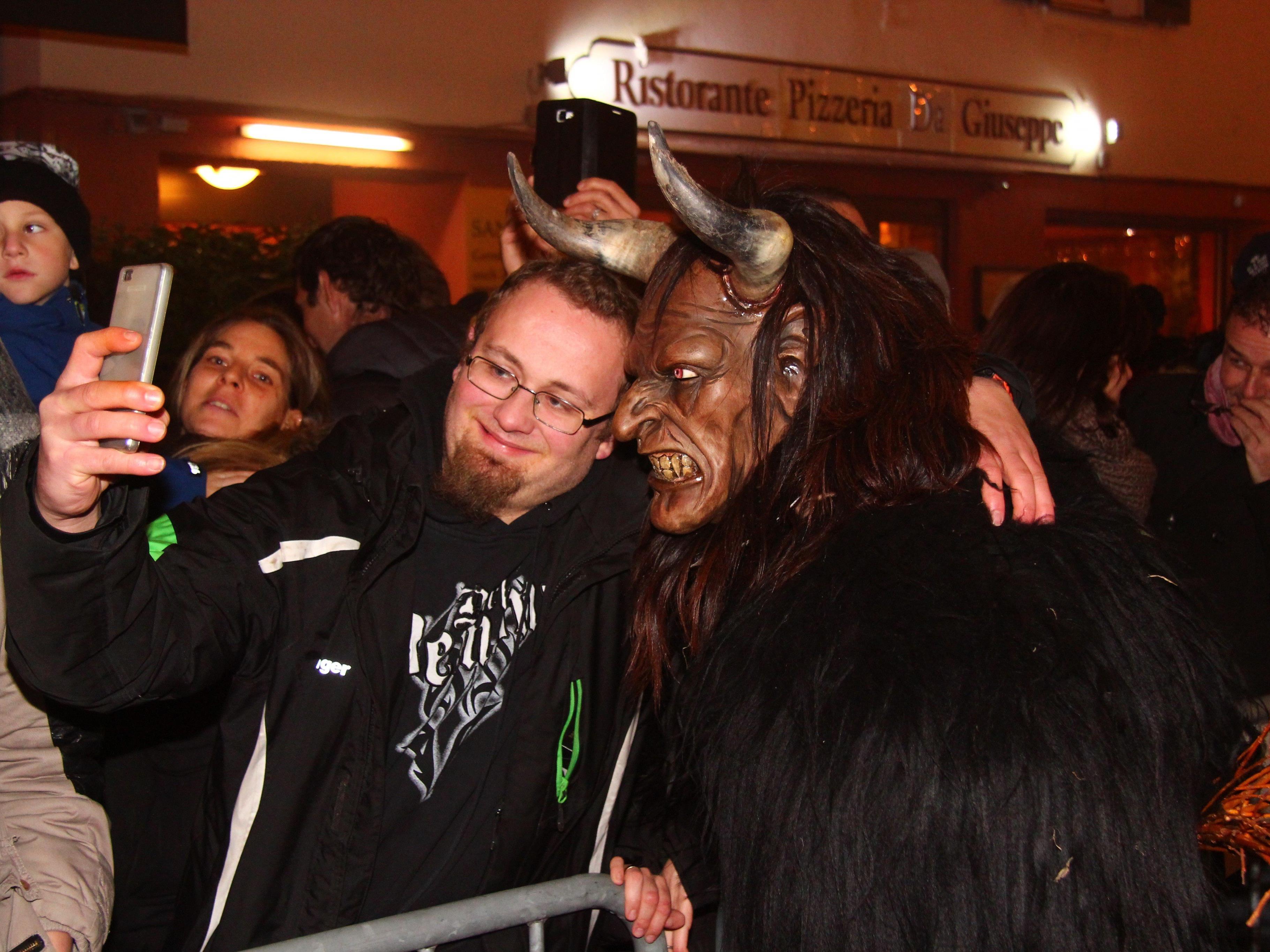 Höllisch viel Begeisterung in Bregenz am Samstag Abend.
