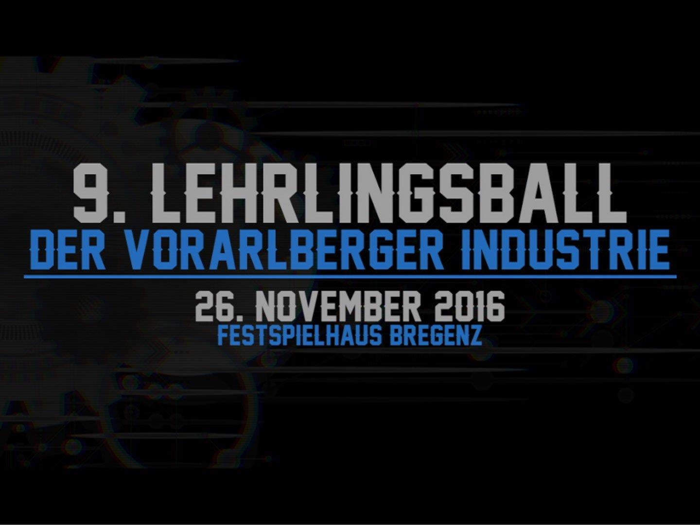 """Bereits zum neunten Mal lädt die Wirtschaftskammer Vorarlberg Sparte Industrie zur """"Lehre am Ball""""."""