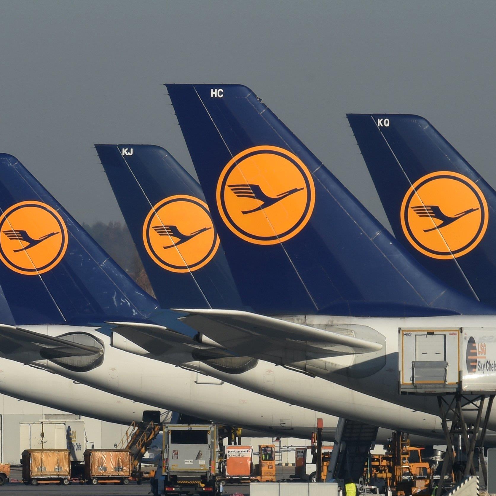 Auch am Mittwoch wird der Flugverkehr von und nach Österreich durch den Lufthansa-Streik betroffen sein