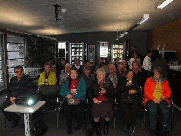 Pensionistenverband Mittel- u. Hinterwald im Radiomuseum