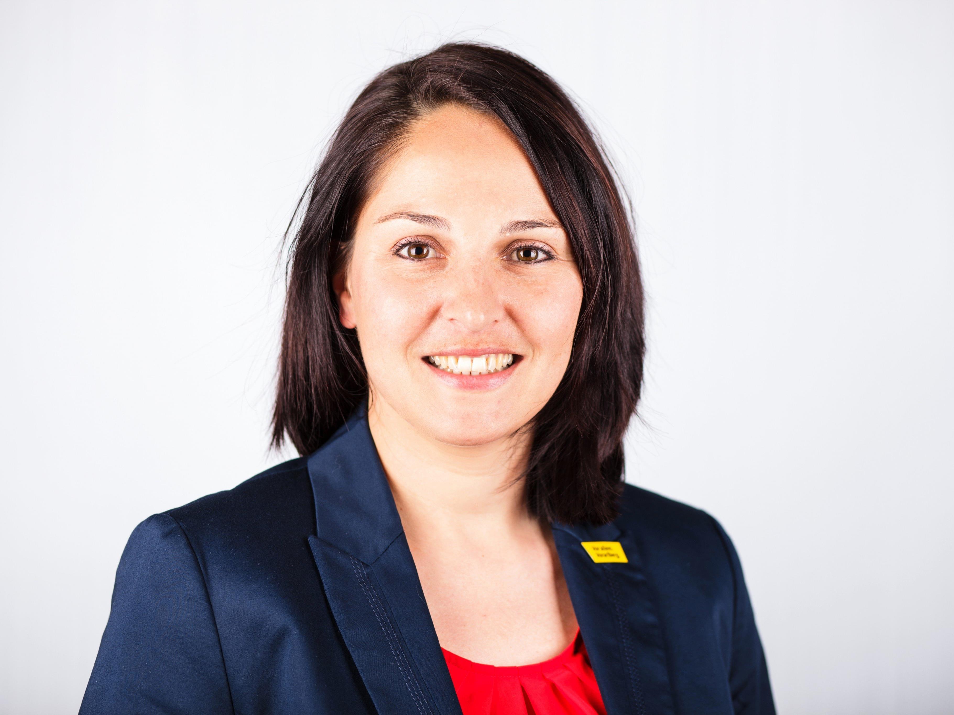 Die Festrednerin, LAbg Dr. Monika Vonier (ÖVP)