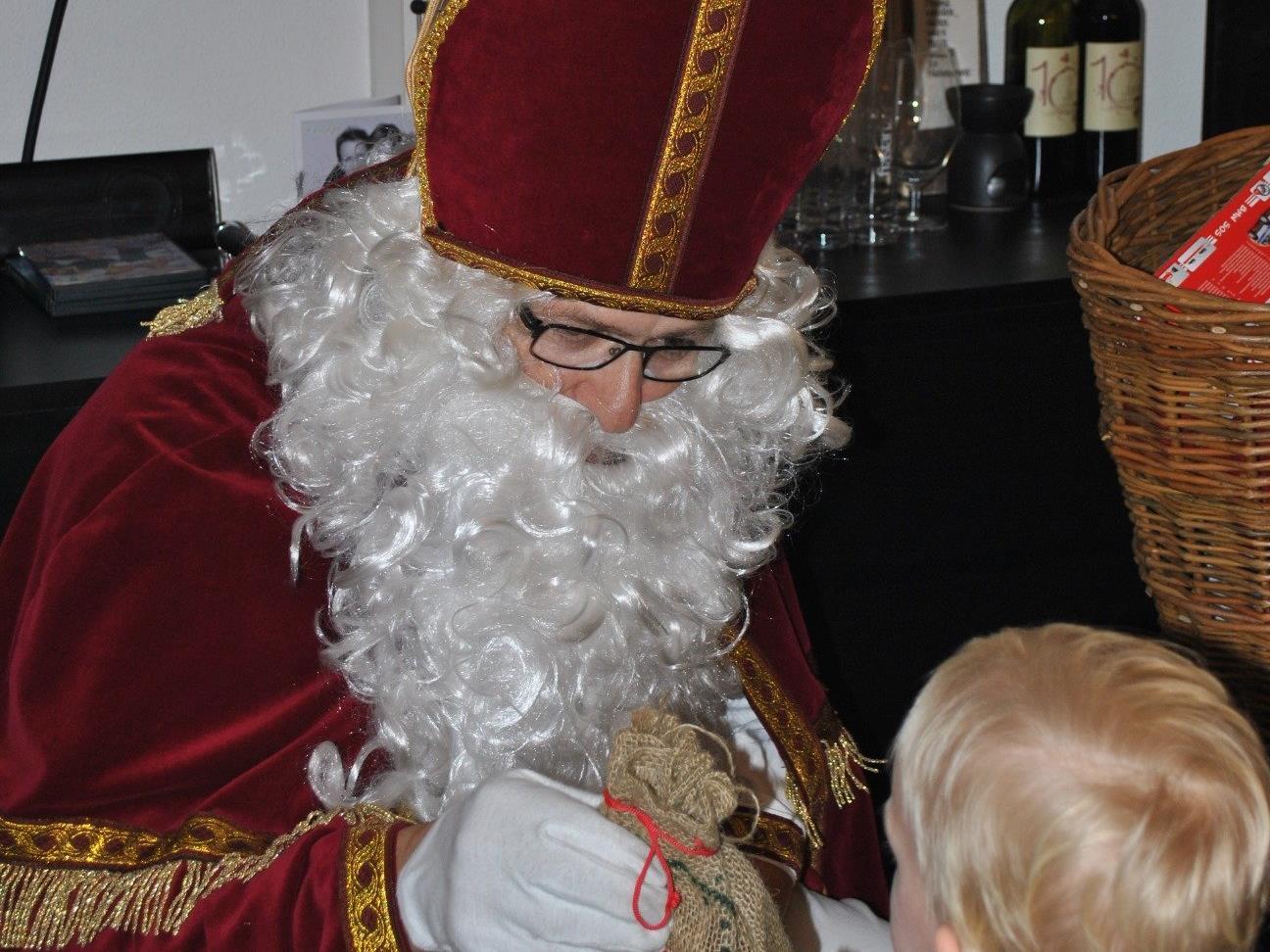 Laden Sie in Sulz den Nikolaus zu sich nach Hause ein
