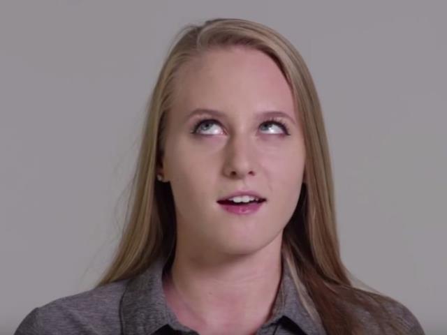 Ihr Gesicht Beim Analen Orgasmus