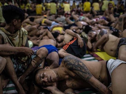 Seit Dutertes Amtsantritt sind über 20.000 Menschen verhaftet worden.