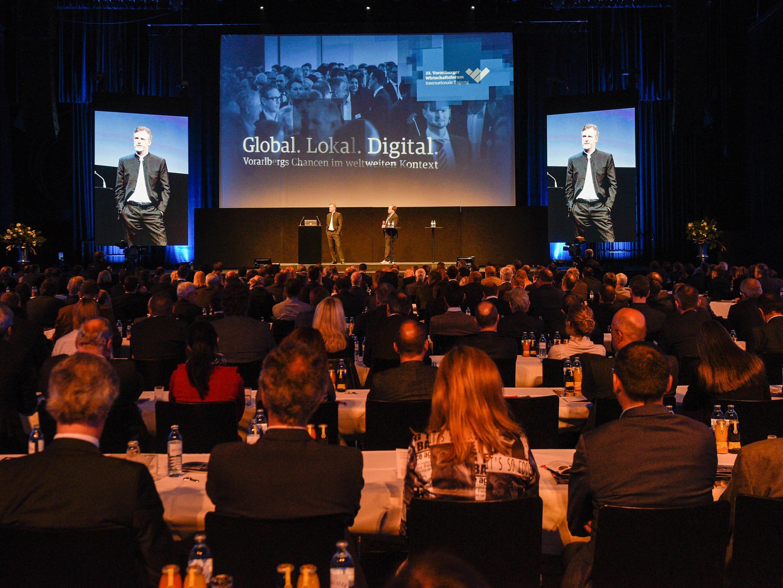 500 Gästen beim Vorarlberger Wirtschaftsforum