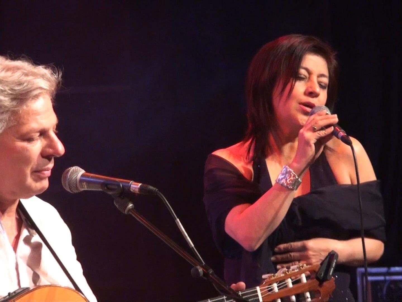 Wolfgang Verocai und Vicky Nussbaumer-Gonzales sind am 1. Advent im Spannrahmen zu Gast.