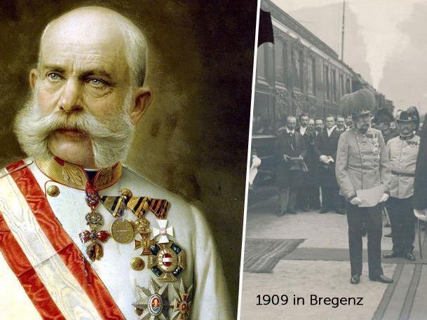 Regierte ab Dezember 1848 bis zu seinem Tod am 21. November 1916