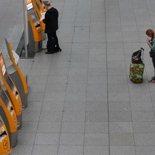 Bei der Lufthansa wird weiter gestreikt.
