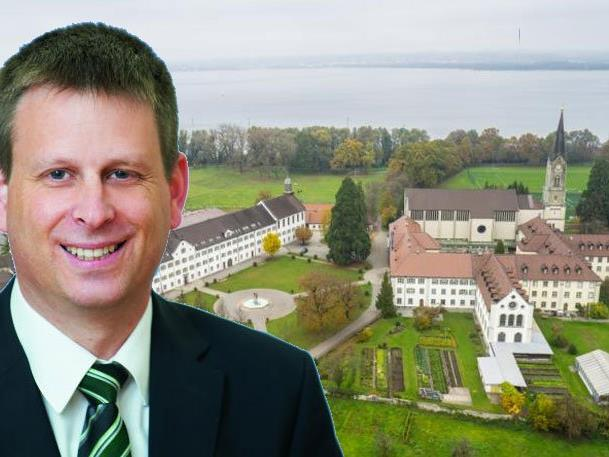 """Gesamtpädagogischer Leiter vom """"Collegium Bernardi – Schulcampus Mehrerau"""" und zugleich Direktor des Gymnasiums wird Mag. Christian Kusche sein"""