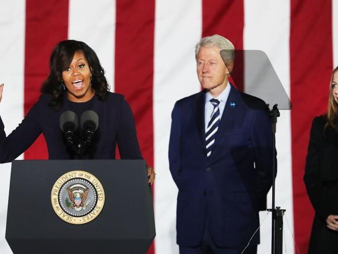 Hashtag #Michelle2020 setzt auf populäre First Lady