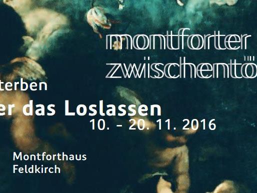 """""""Sterben - Über das Loslassen"""" von 10. bis 20. November im Montforthaus Feldkirch"""