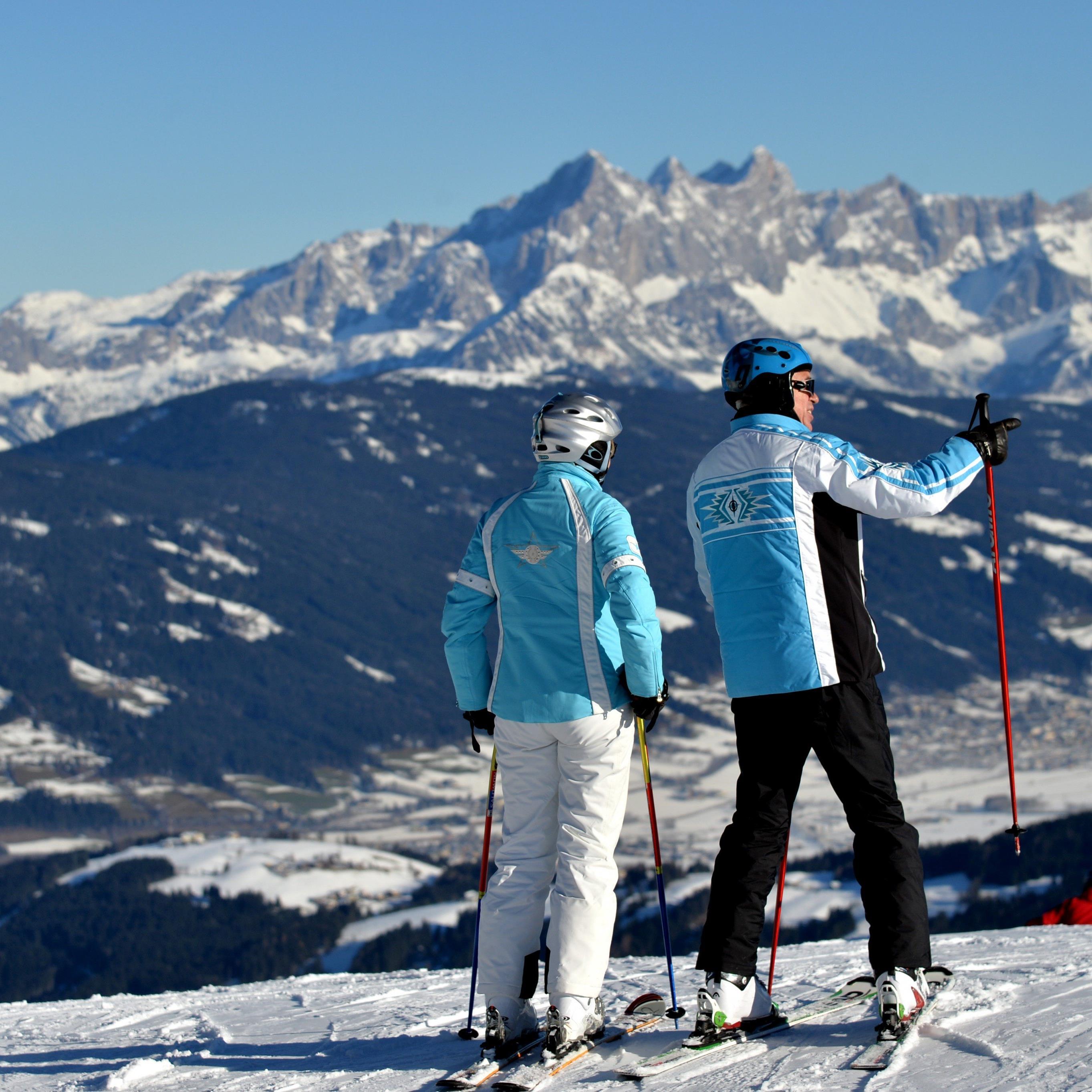 Im Durchschnitt stiegen die Preise für Ski-Tagespässe in Österreich um 1,95 Prozent.