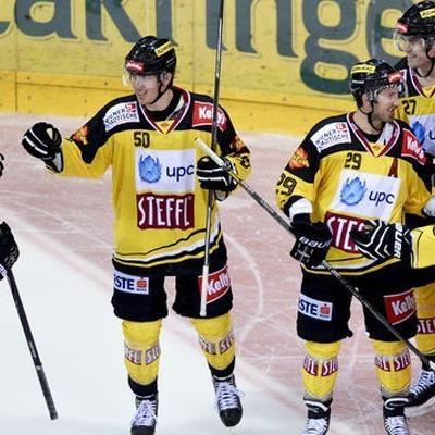 Die Vienna Capitals konnten sich gegen die Black Wings durchsetzen.
