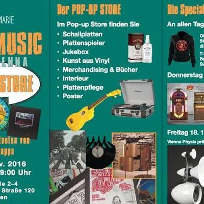 Ruby Marie Vinyl & Music Week – 14. bis 19. November.