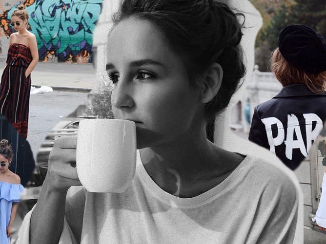 Die 22-jährige Götznerin Nina Himmelreich ist eine der erfolgreichsten Modebloggerinnen im Land.