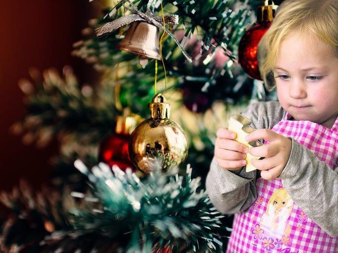 strahlende kinderaugen zu weihnachten vorarlberg vol at