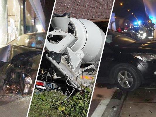 Unfälle im Vorarlberger Straßenverkehr verusrsachten im ersten Halbjahr 2016 Schäden in Höhe von über 100 Millionen Euro.