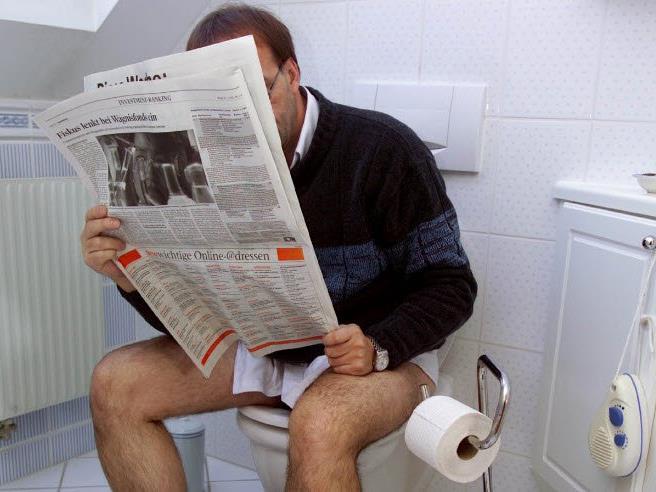 Rund 3 Cent kostet eine WC-Spülung