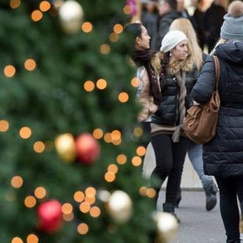 Das Weihnachtsgeschäft in Wien läuft aktuell gut.