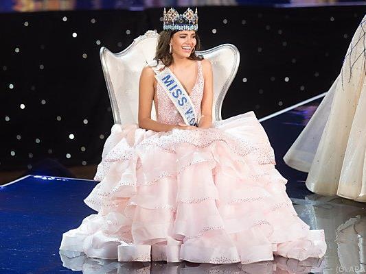 Stephanie Del Valle ist Miss World 2016