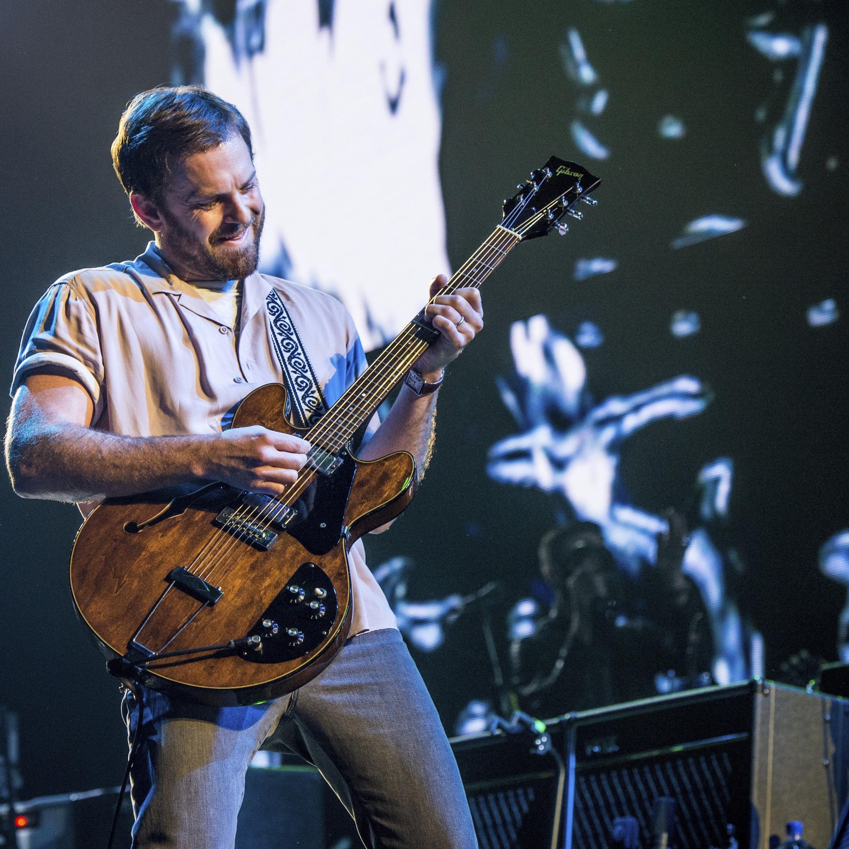 Kings Of Leon als Headliner am Rock in Vienna 2017 bestätigt.