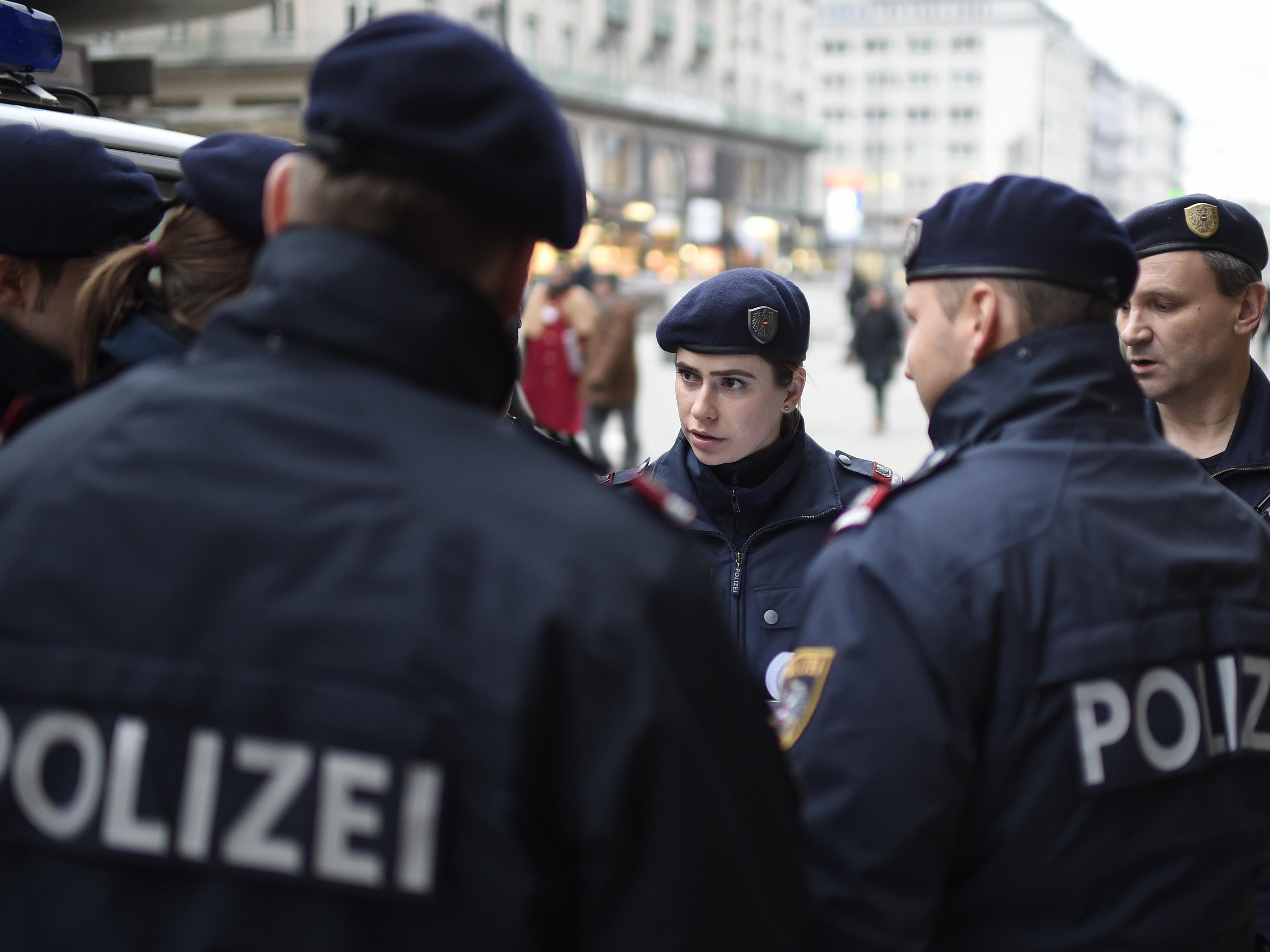 Was 2017 in Österreich zum Thema Sicherheit bringt.