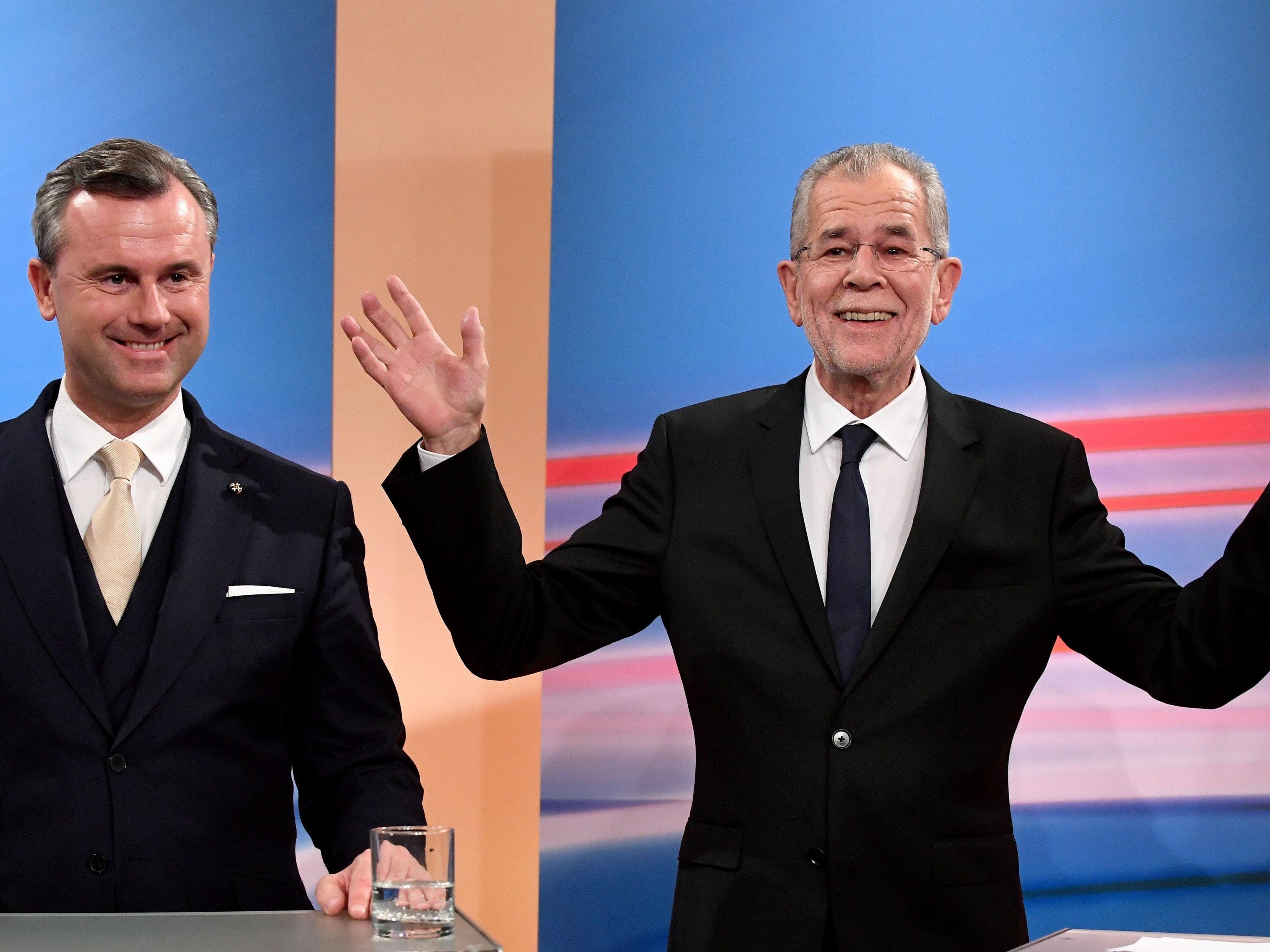 Die Bundespräsidentenwahl ist im vierten Anlauf geschlagen