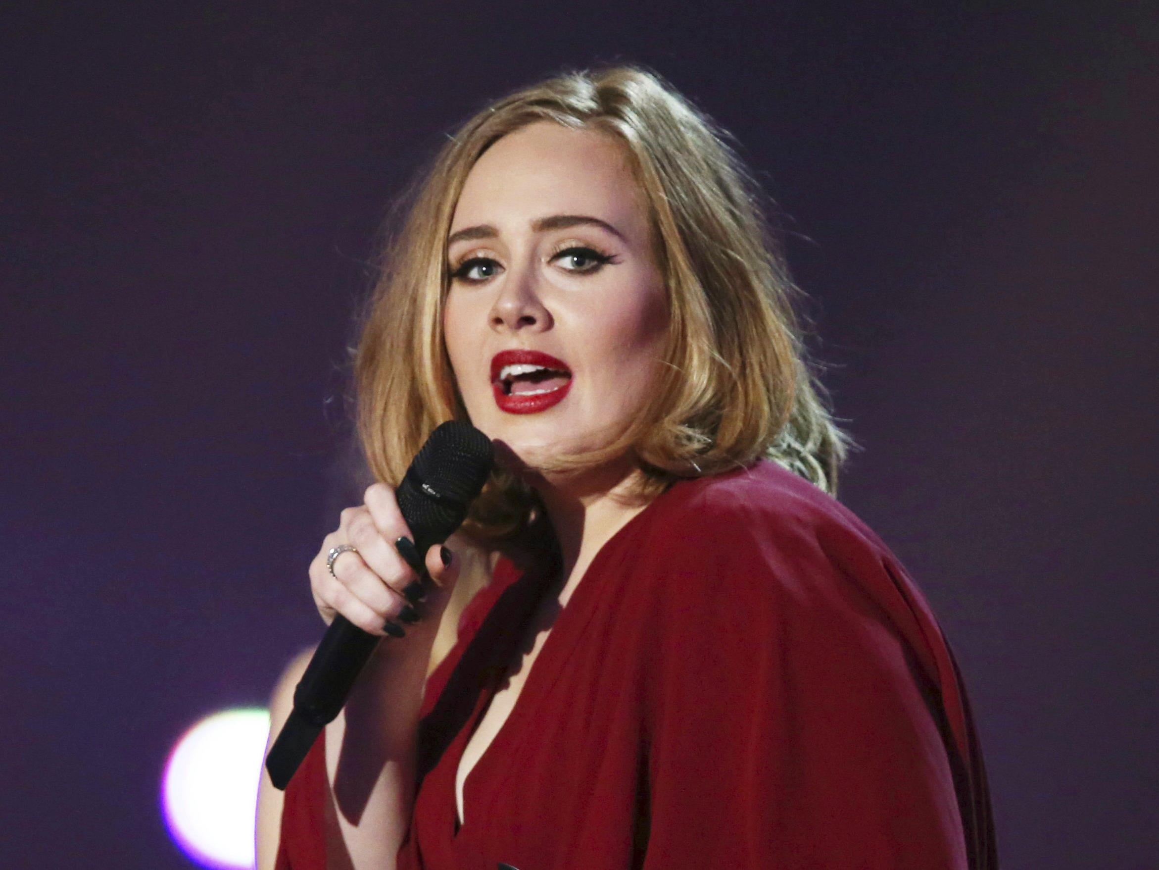 Über Chartstürmerin Adele gibt es mehr als nur einen kuriosen Fakt.