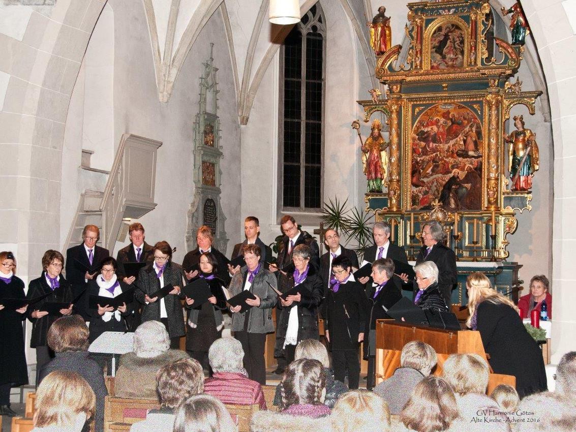 Adventkonzert in der Alten Kirche