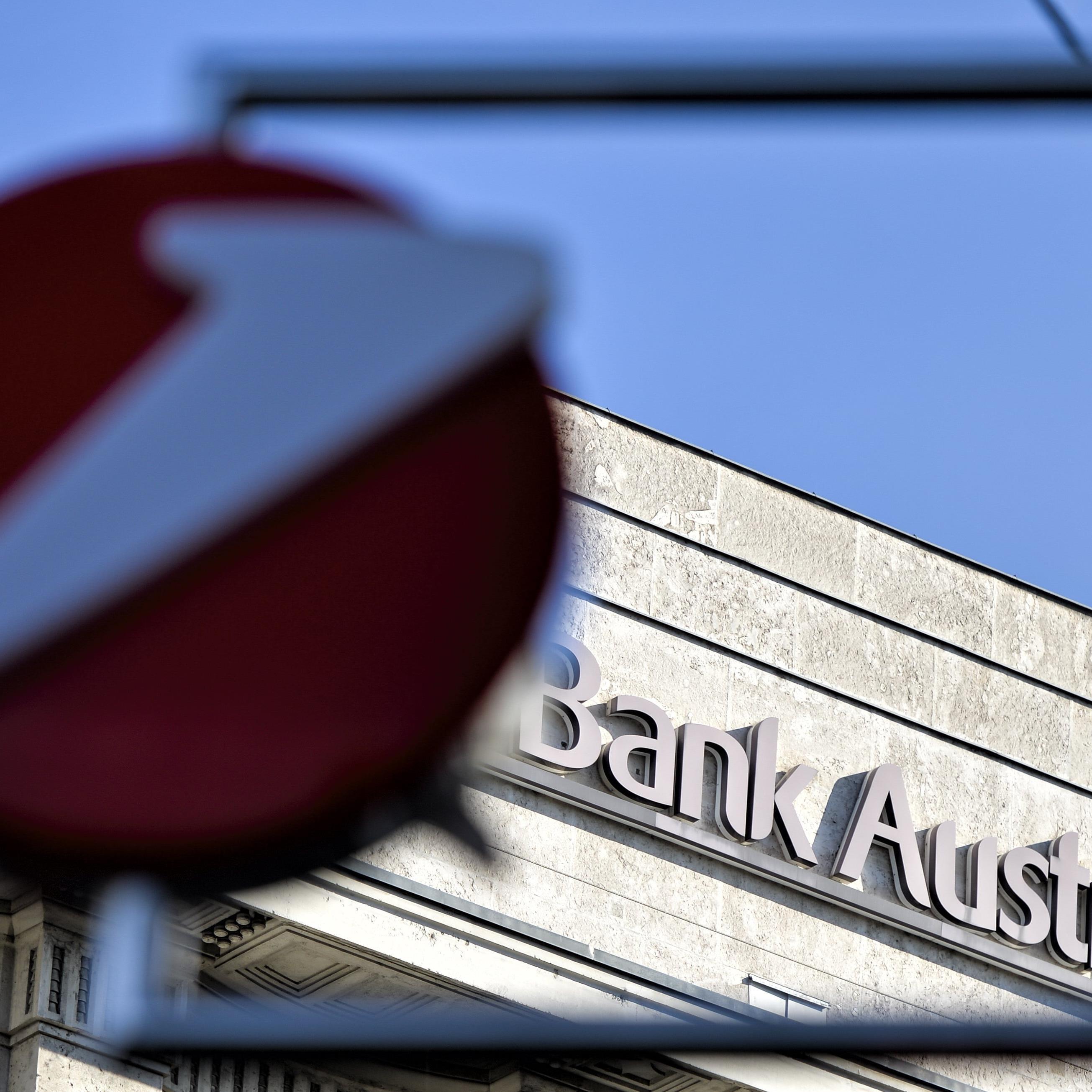 Die Bank Austria wird zusätzlich Arbeitsplätze einsparen