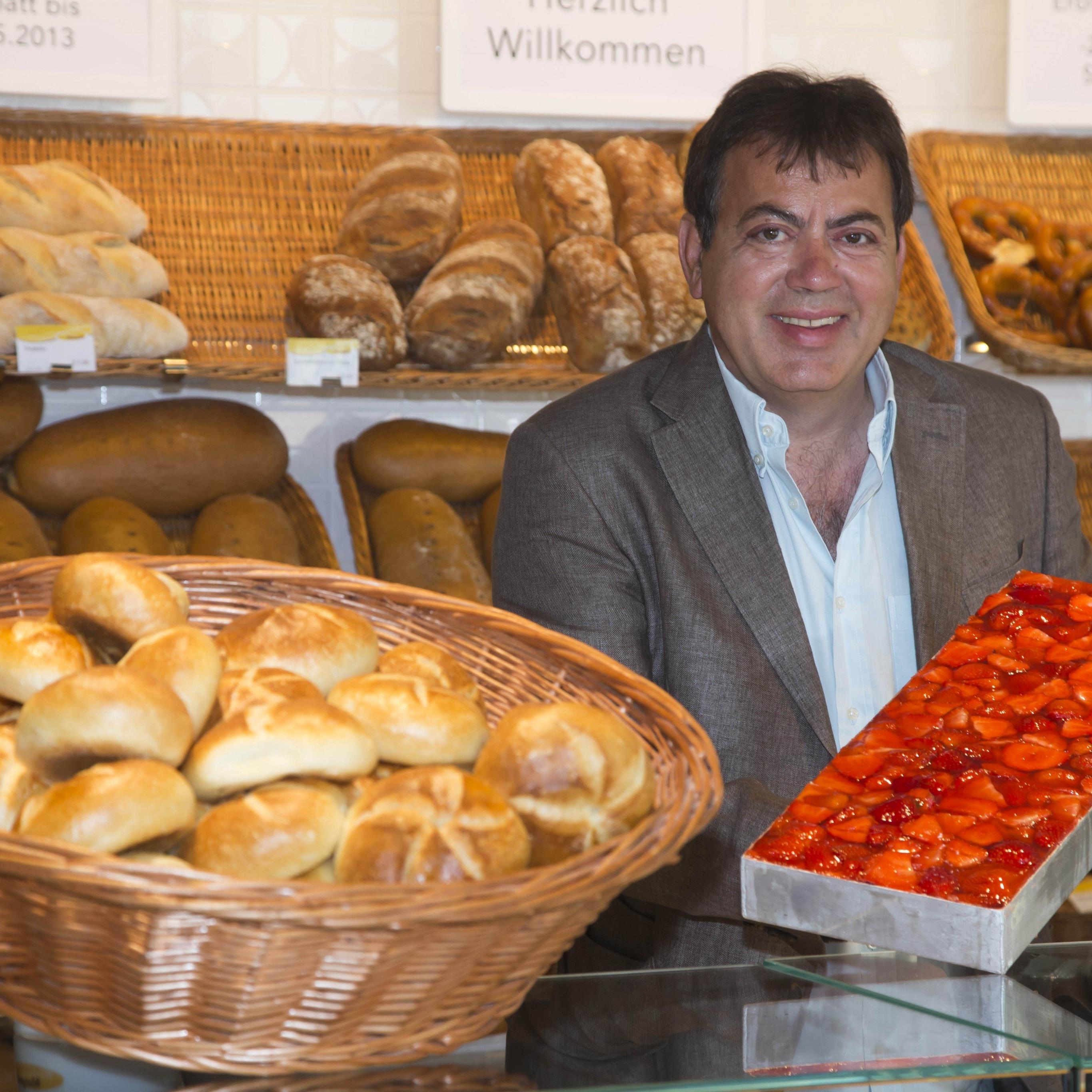 Der geschäftsführende Gesellschafter Egon Haag bestätigte den Bau eines neuen Firmensitzes der Bäckerei Mangold.