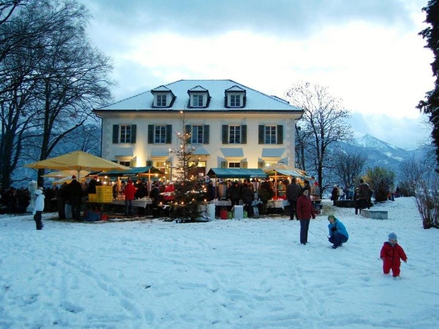 Weihnacht auf Faleknhorst