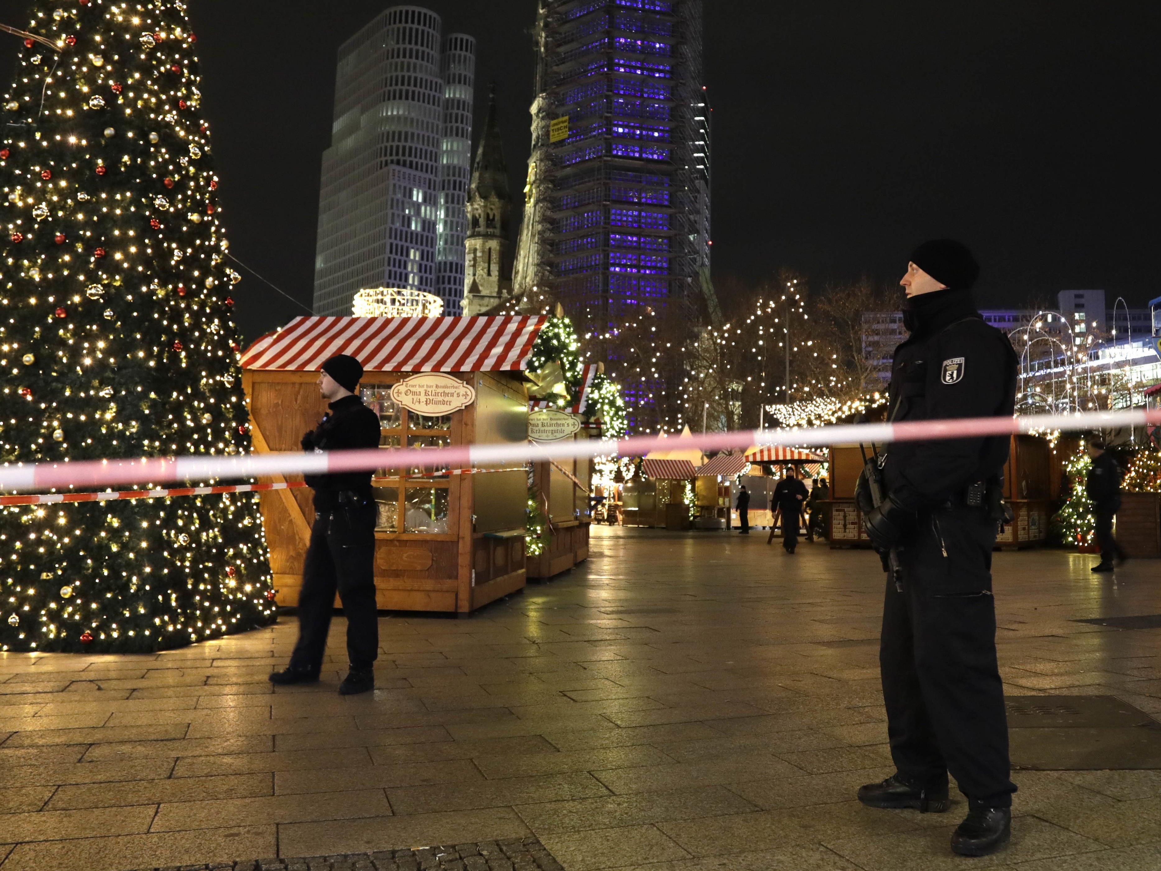 Attentat auf einen Berliner Weihnachtsmarkt