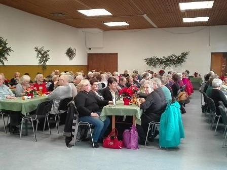 PVÖ Hard lud zur Nikolausfeier