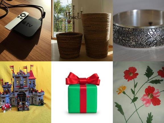 Fünf Geschenketipps für Spontane!