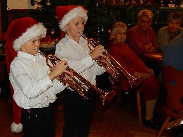 Besinnliches Weihnachtsfest des PVÖ Leiblachtal