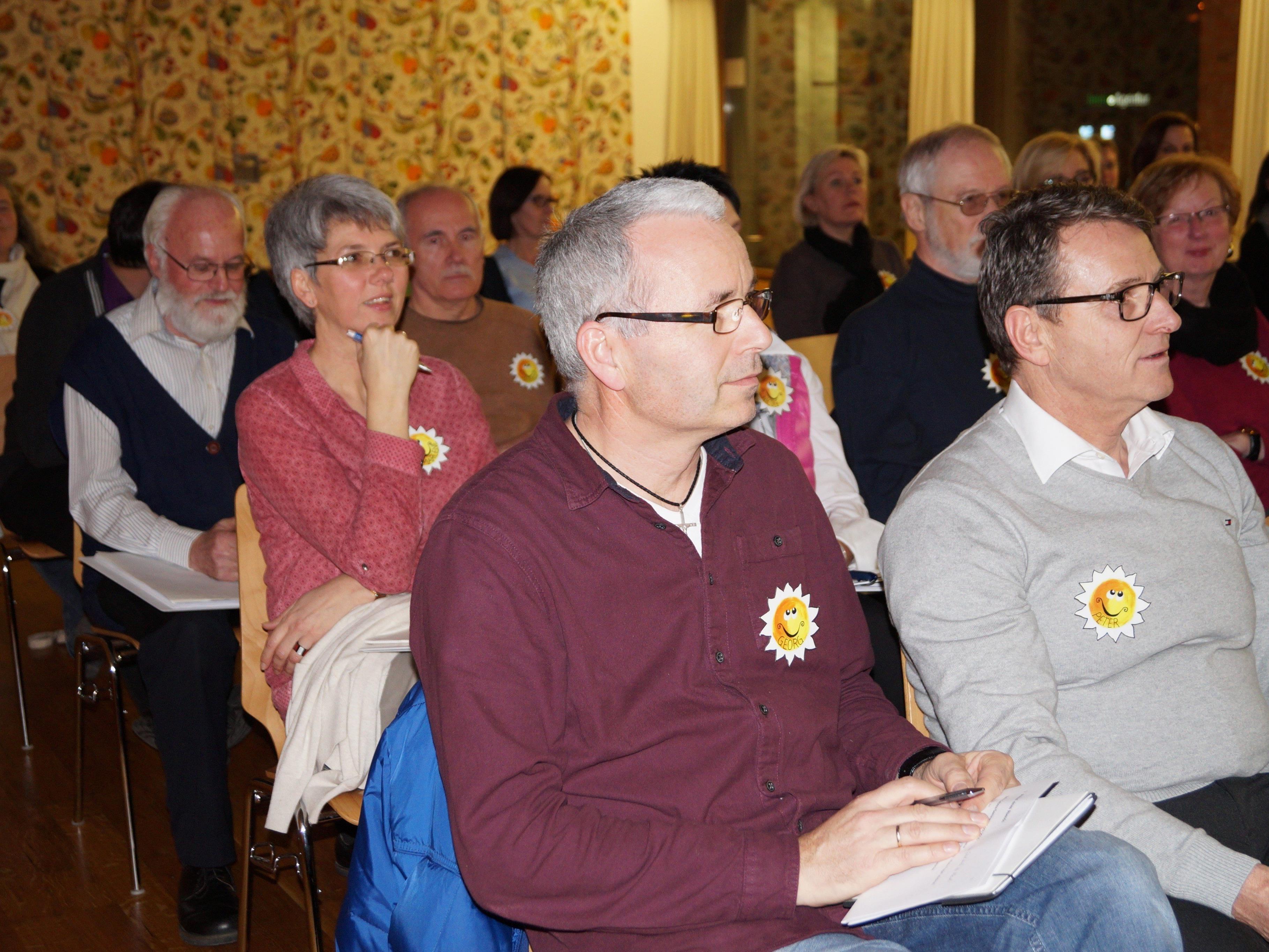 Einladung zum Glaubensforum Leiblachtal 2017 mit Referaten und Diskussionen – alle Informationen unter www.pfarre-lochau.at und www.pfarre-hoerbranz.at
